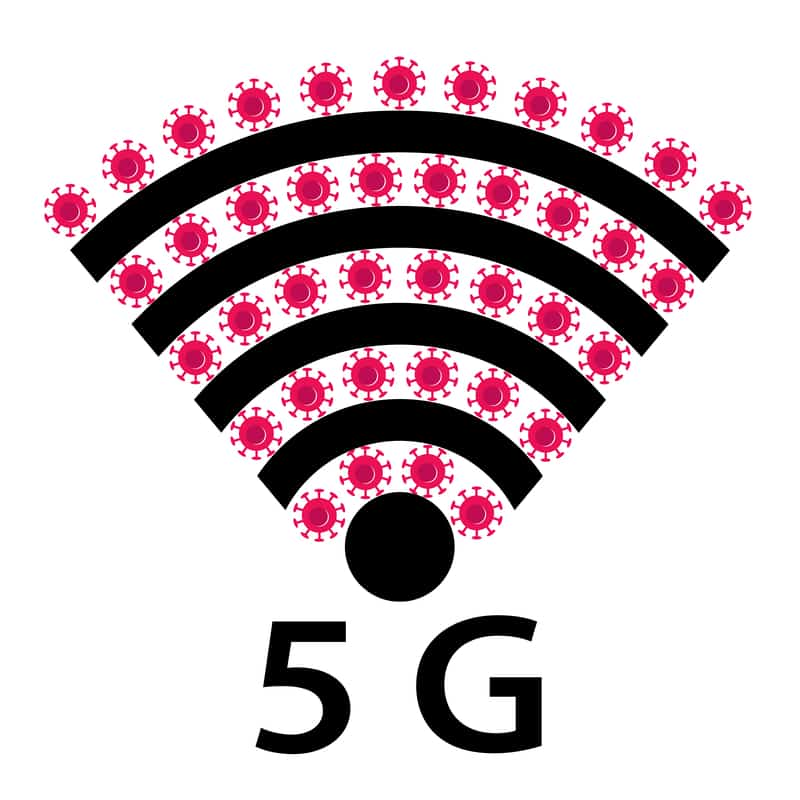 CENSORED: Peer-Reviewed Published Study Showing 5G Induces Coronaviruses Disappears from Journal